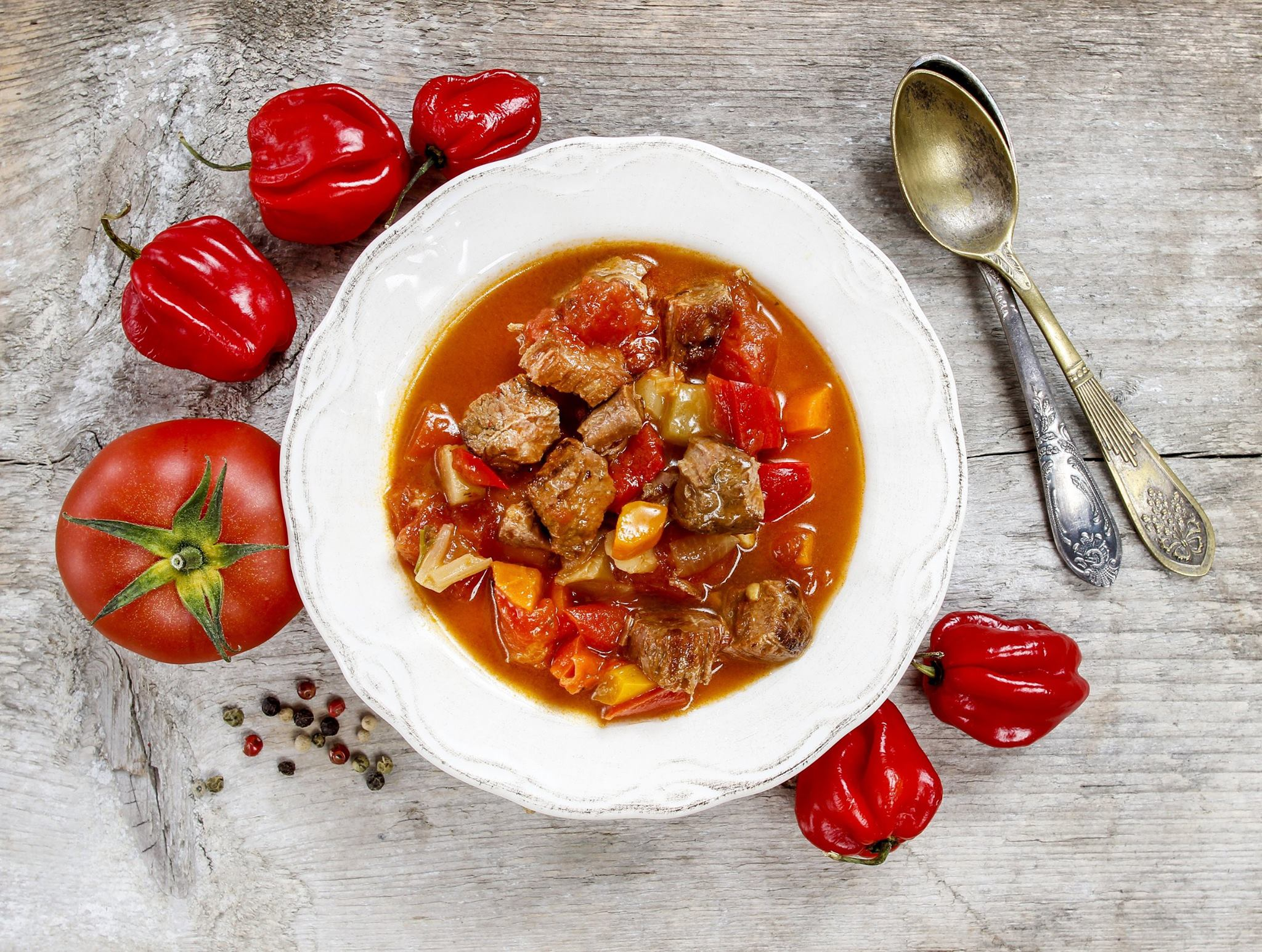 Çorbe me mish