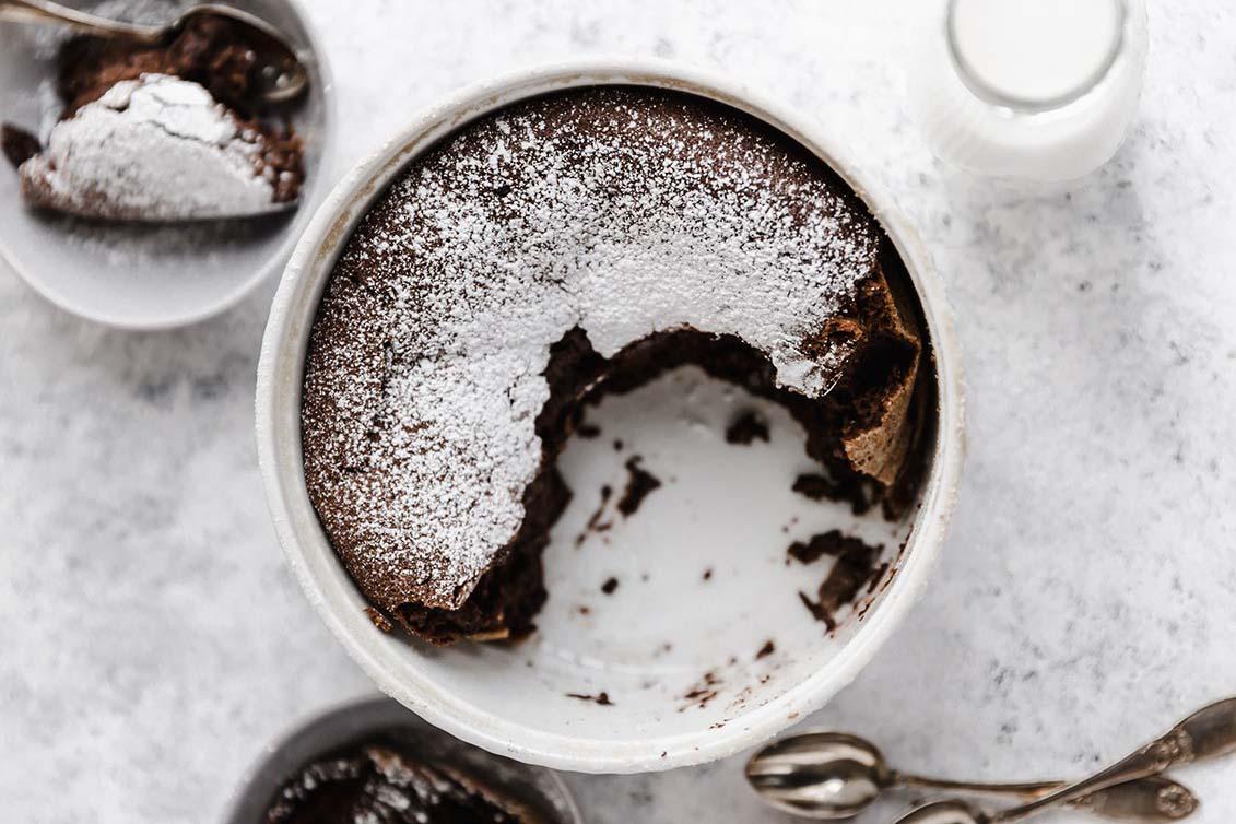 Sufle cokollate